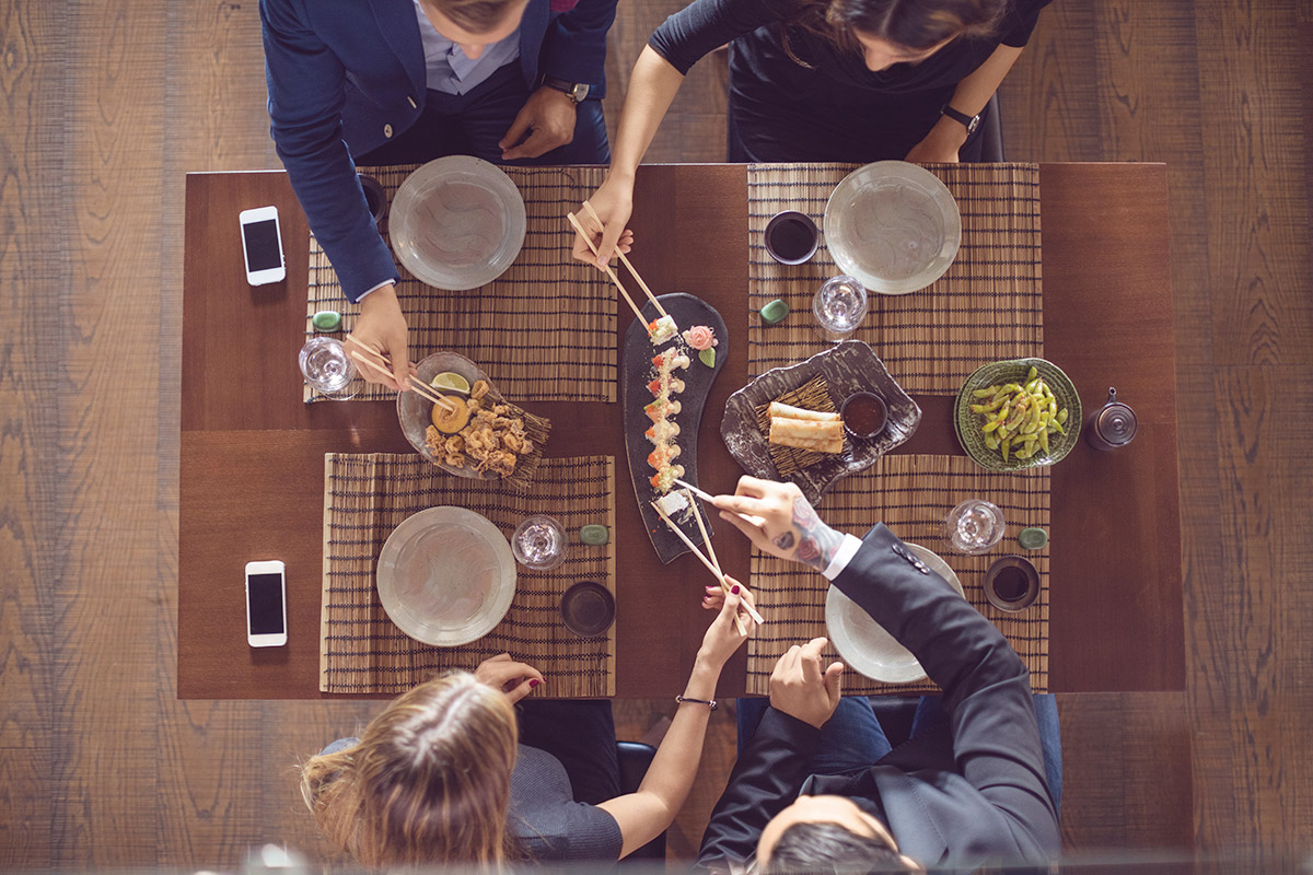 To Slurp or Not to Slurp - Japanese Dining Etiquette