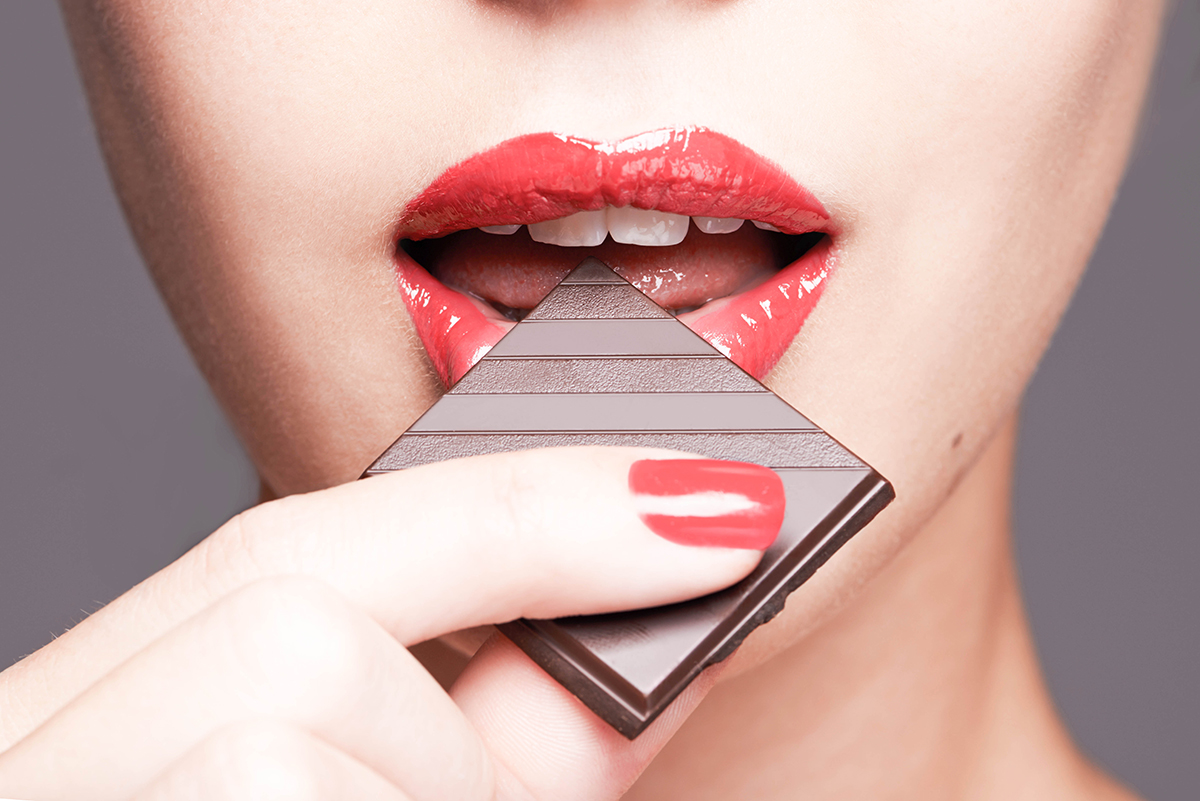Chocolate as an Aphrodisiac