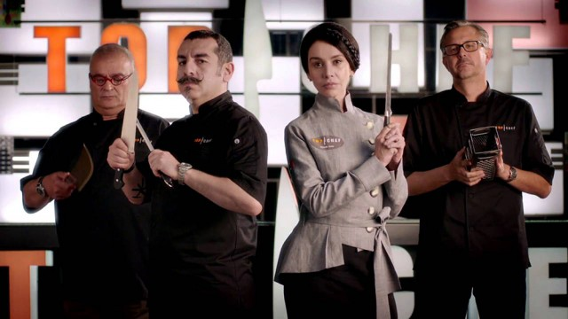 How Top Chef Mexico Works