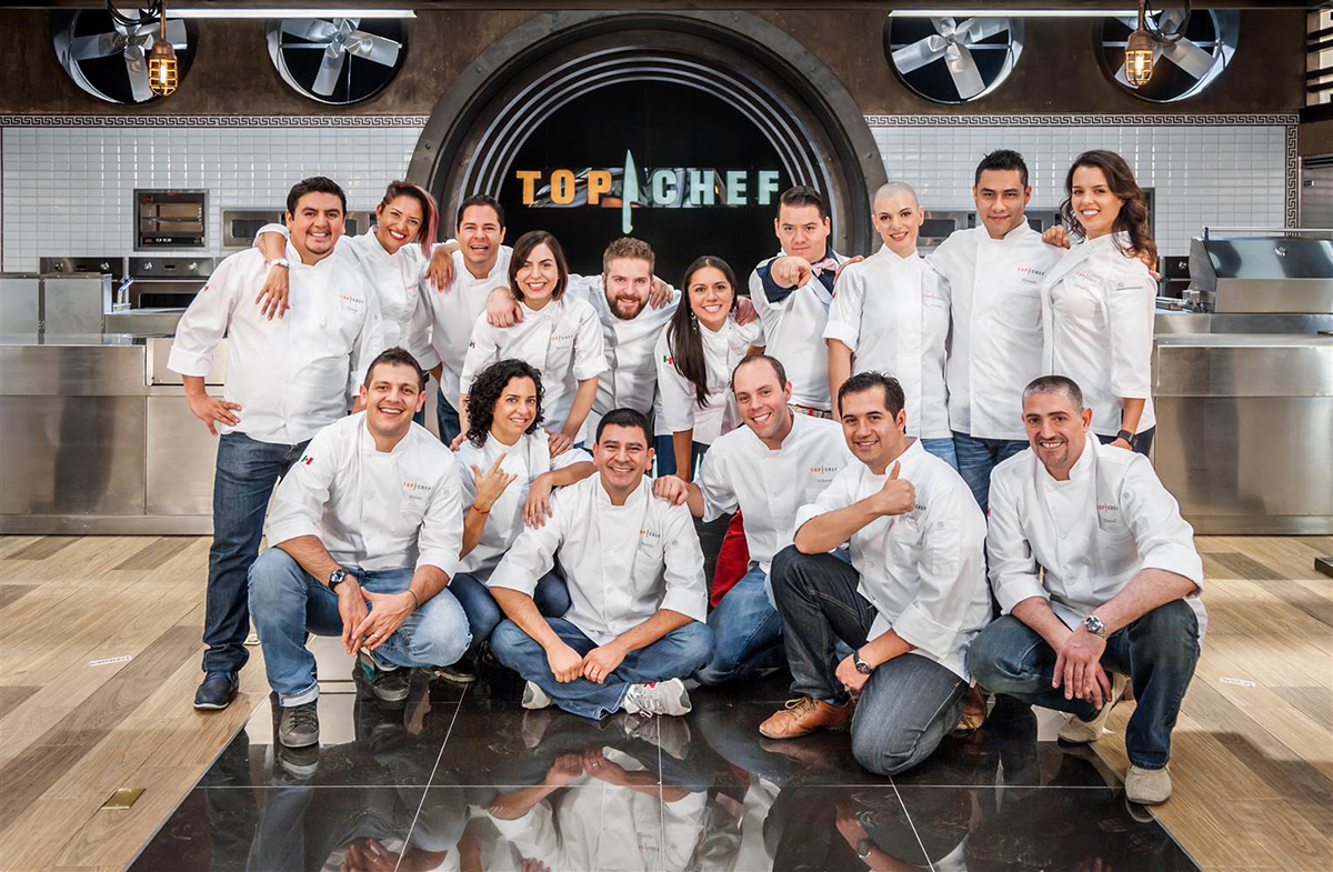 NBC's Top Chef Mexico