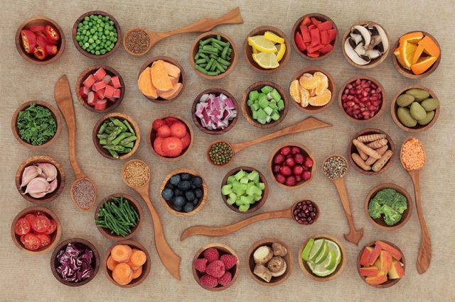 Eating Right - Squeeze in More Superfruits