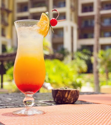 Anyone for a Cocktail (or Two) in Cancun?