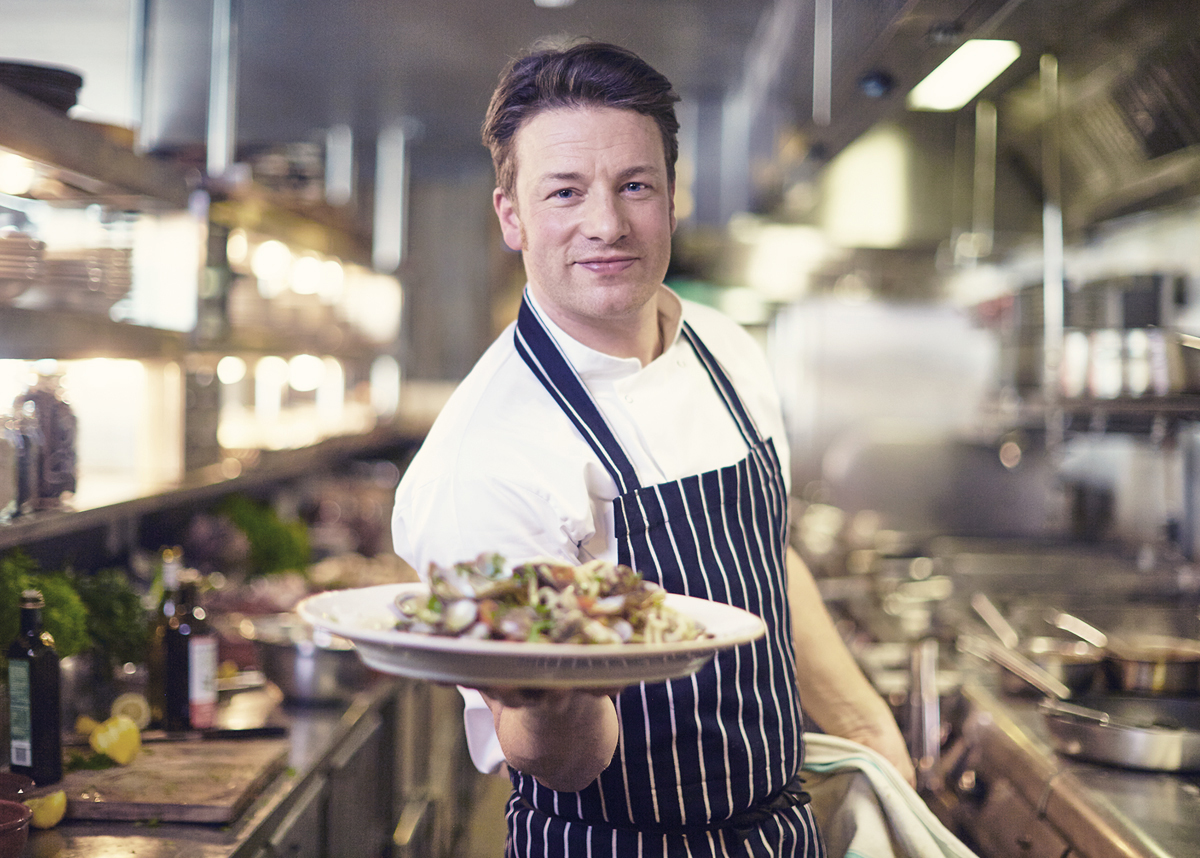 Chef Jamie Oliver- Healthy Eating