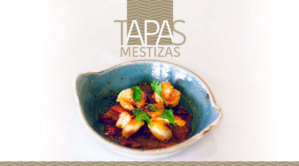 Tapas Mestizas at Blanca Blue in Puerto Vallarta, Mexico