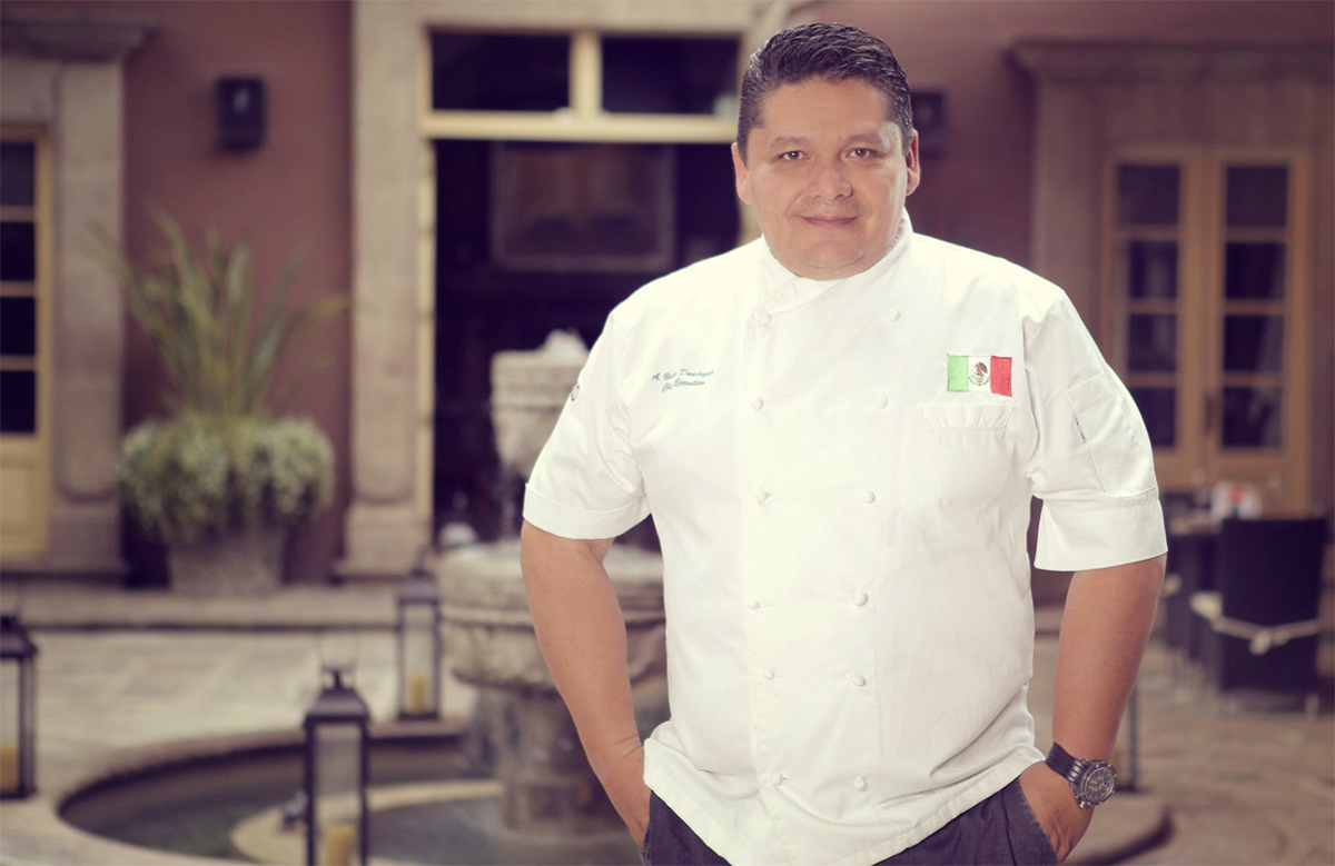 Mexico's Chef Bricio Domínguez