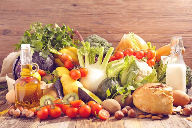 Consume More Fresh Produce